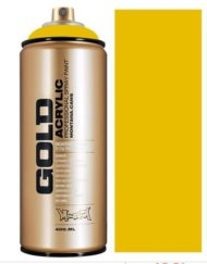 Montana Gold spuitbus Banana 400ml
