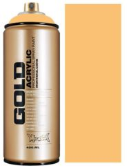 Montana Gold spuitbus Creme Orange 400ml