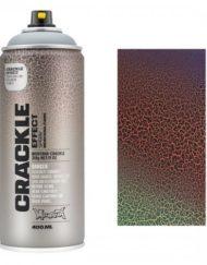 Montana CRACKLE EFFECT Spray Koper RAL 8004 400ml