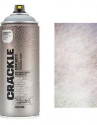 Montana CRACKLE EFFECT Spray White 400ml
