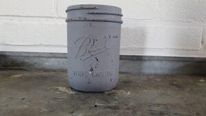 Jinx betongrijze krijtverf van MaisonMansion
