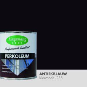 antiekblauw, perkoleum, koopmans, maisonmansion, hoogglans, verfbeits