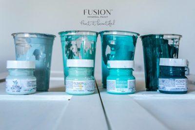 Fusion mineral paint kleuren