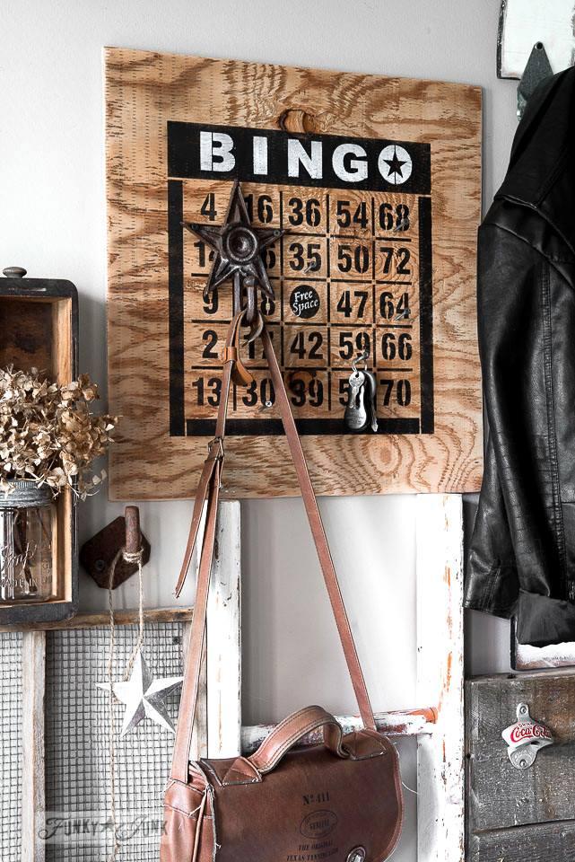 Bingo kaart sjabloon maisonmansion