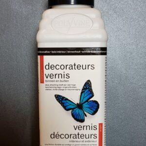 decorateursvernis zijdemat polyvine Maisonmansion