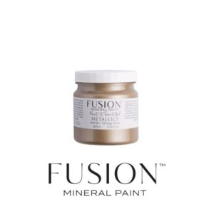 Fusion Metallic Vintage Gold Limited Edition 250 ml