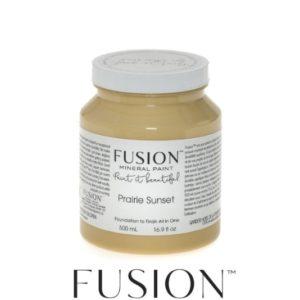 Fusion Mineral Paint Prairie Sunset 500 ml