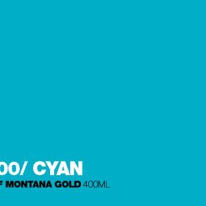 montana 100% Cyan MaisonMansion