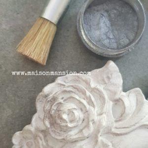 Dust voor patina verftechnieken bij MaisonMansion