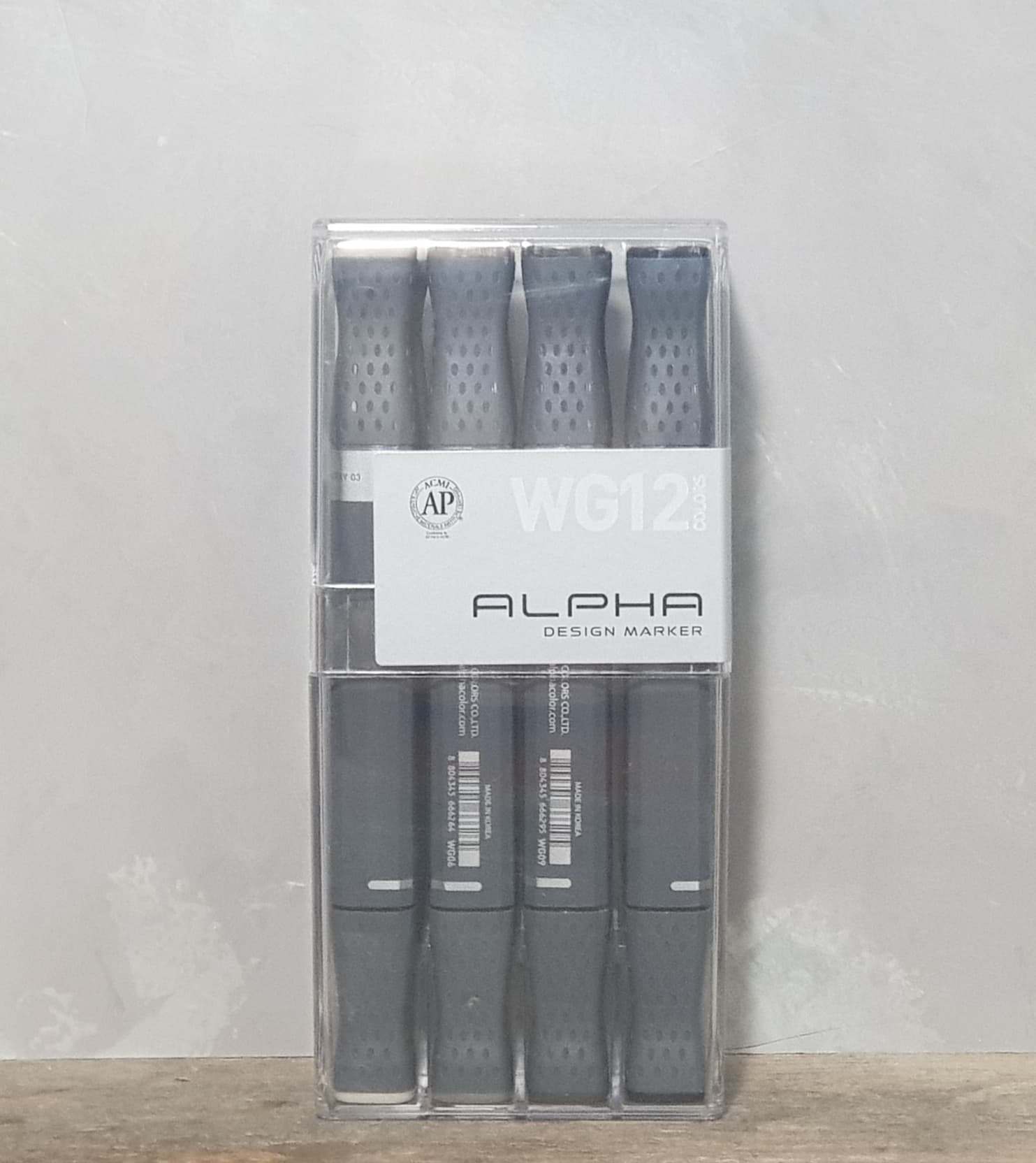 Montana Alpha Markers