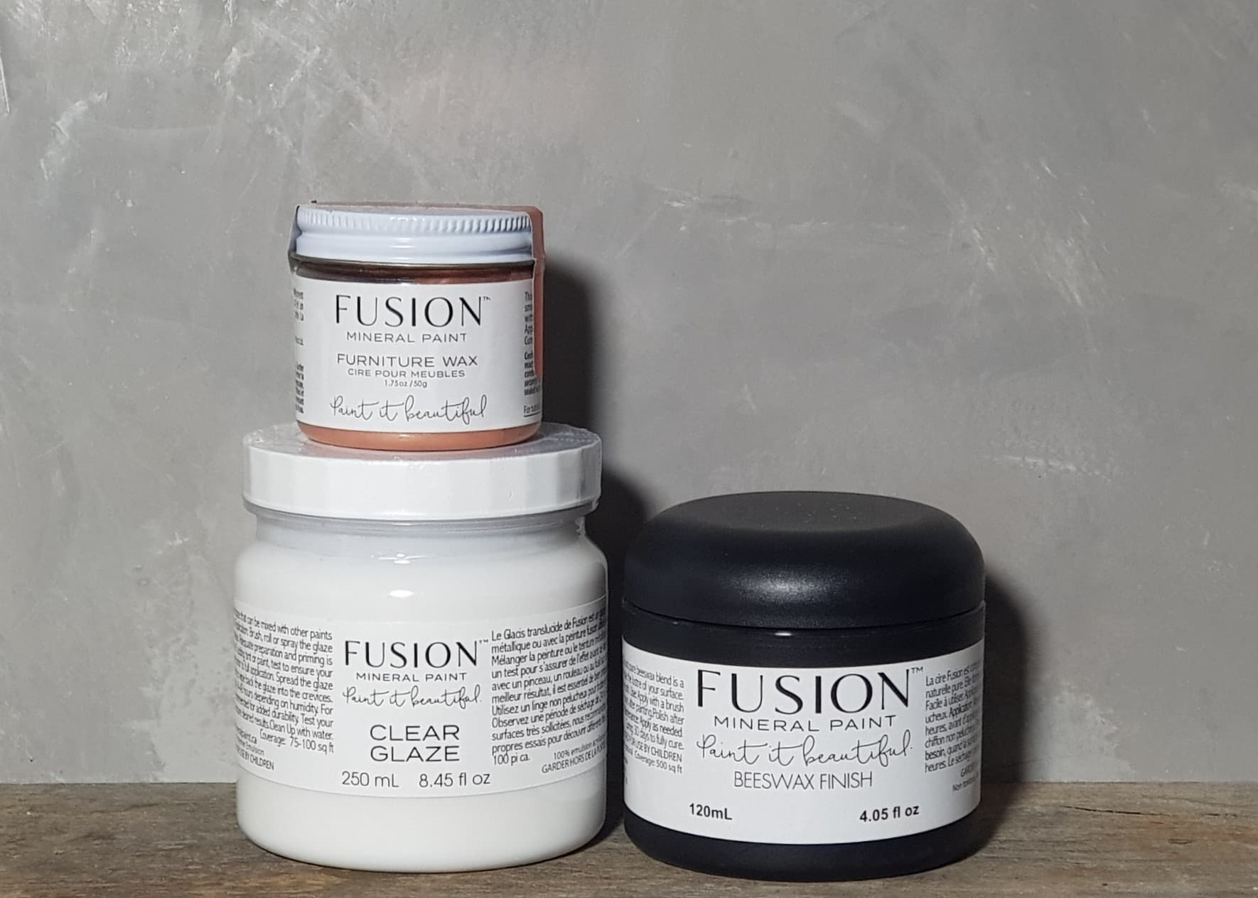 Fusion producten