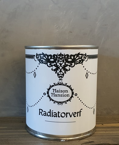 Maisonmansion radiatorverf