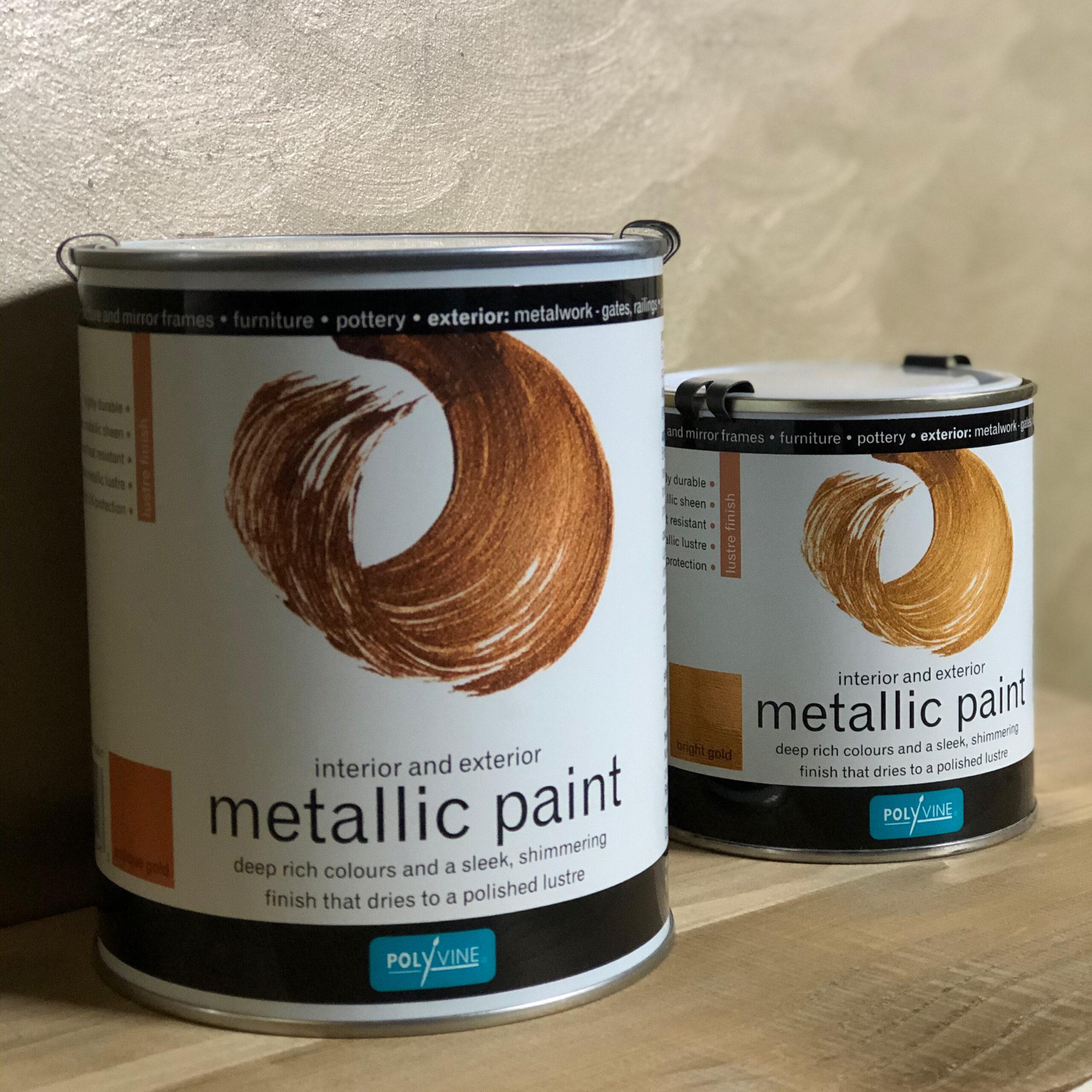 Metallic Paint