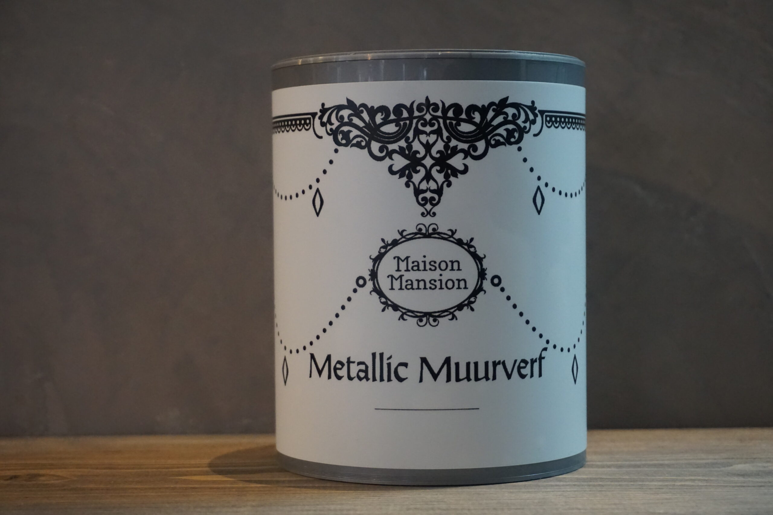 Metallic muurverf MaisonMansion