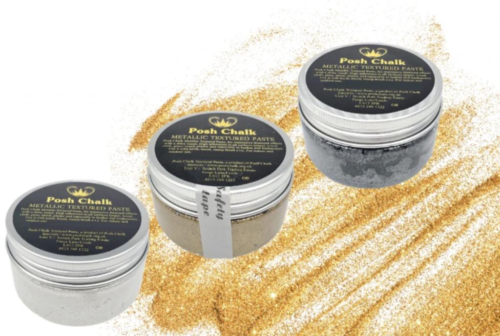 Metallic Paste Texture